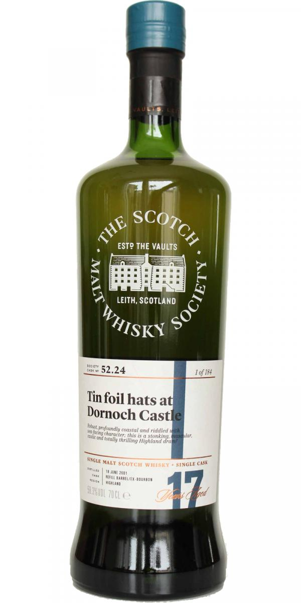 Old Pulteney 2001 SMWS 52.24