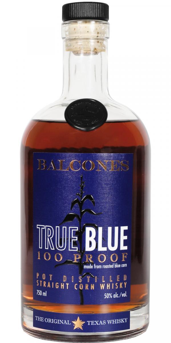 Balcones True Blue - 100 Proof