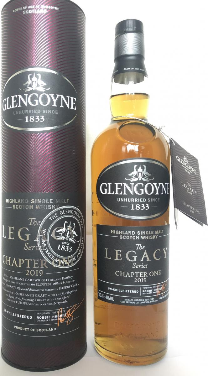 Glengoyne Chapter One