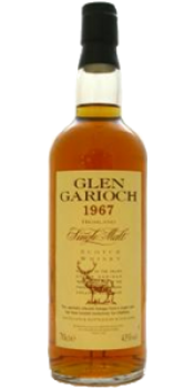Glen Garioch 1967