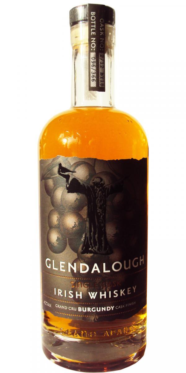 Glendalough Grand Cru Burgundy Cask Finish