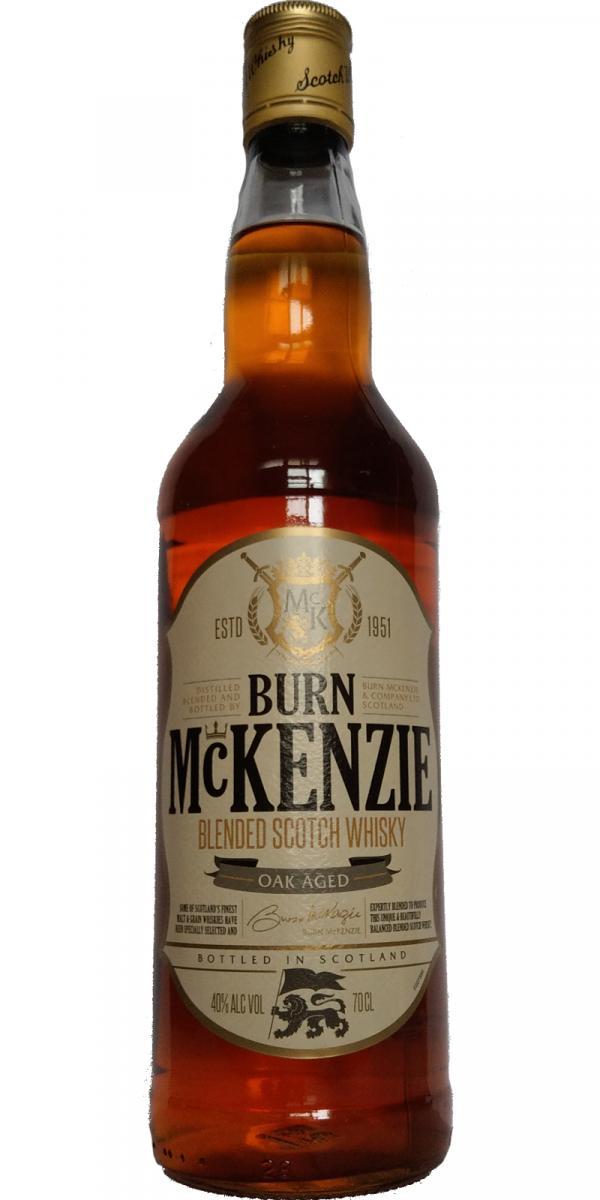 Burn McKenzie Blended Scotch Whisky