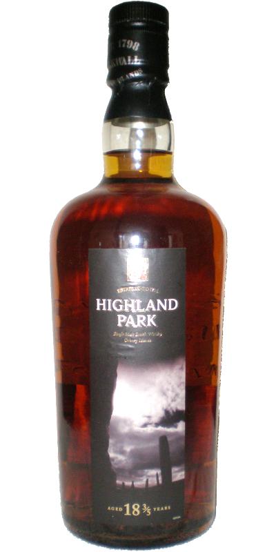 Highland Park 18 3/5-year-old
