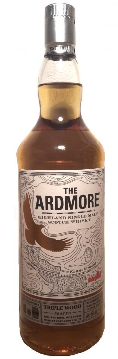 Ardmore Triple Wood - Peated