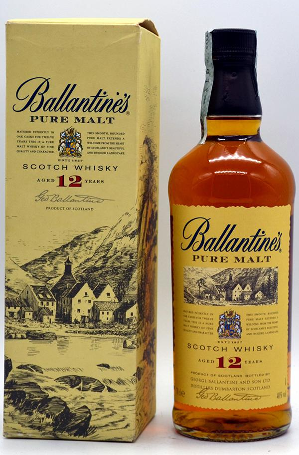 Ballantine's 12-year-old