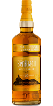BenRiach 16-year-old Sauternes