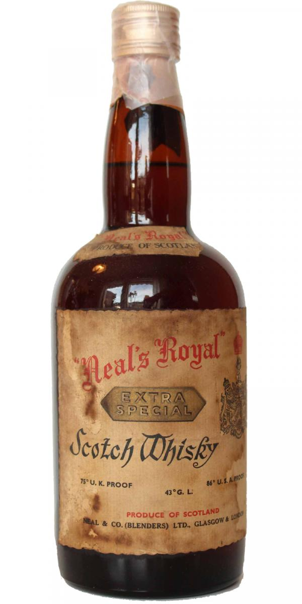 Neal's Royal Extra Special