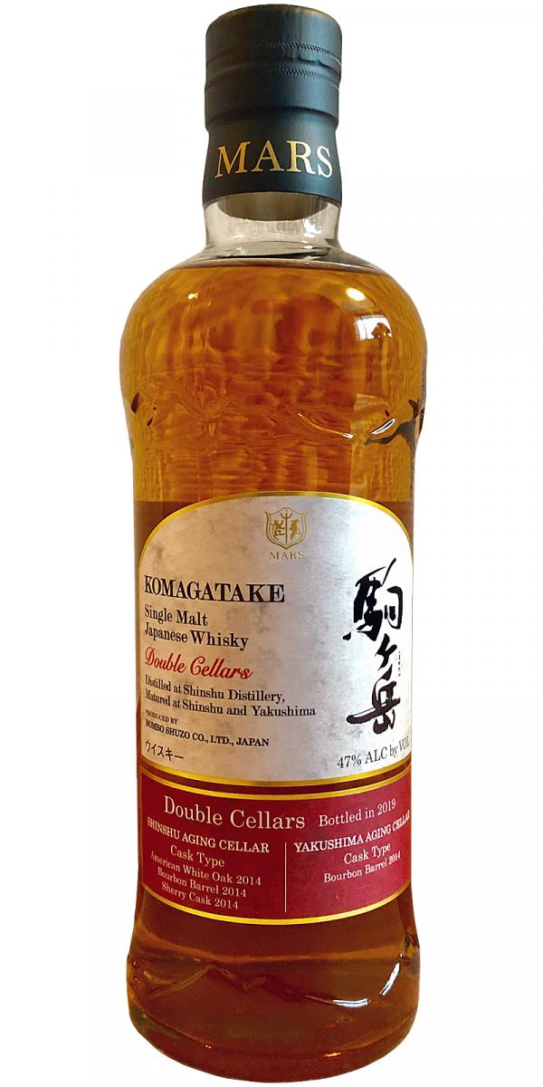Shinshu Komagatake Double Cellars 2019