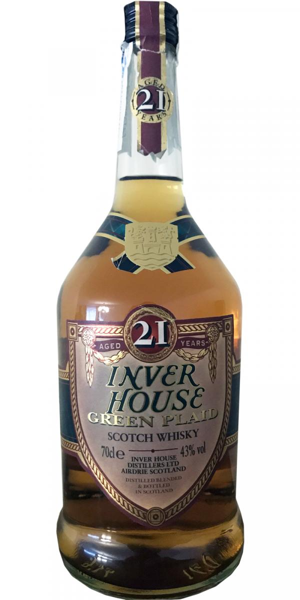 Inver House 21-year-old