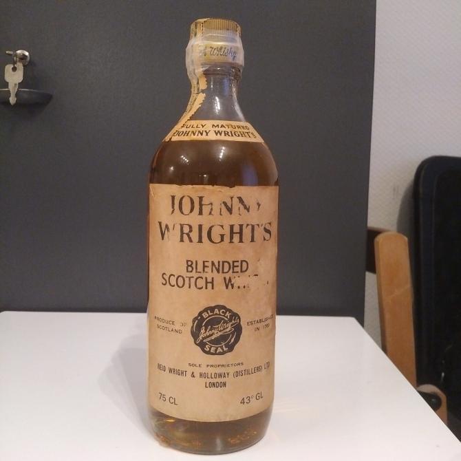 Johnny Wright's Blended Scotch Whisky