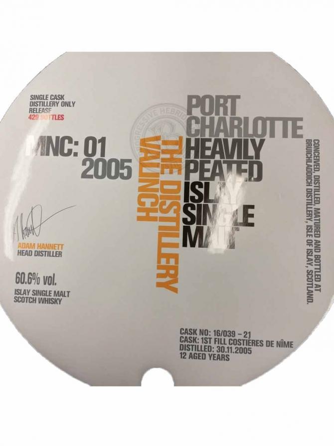 Port Charlotte MNC: 01 2005