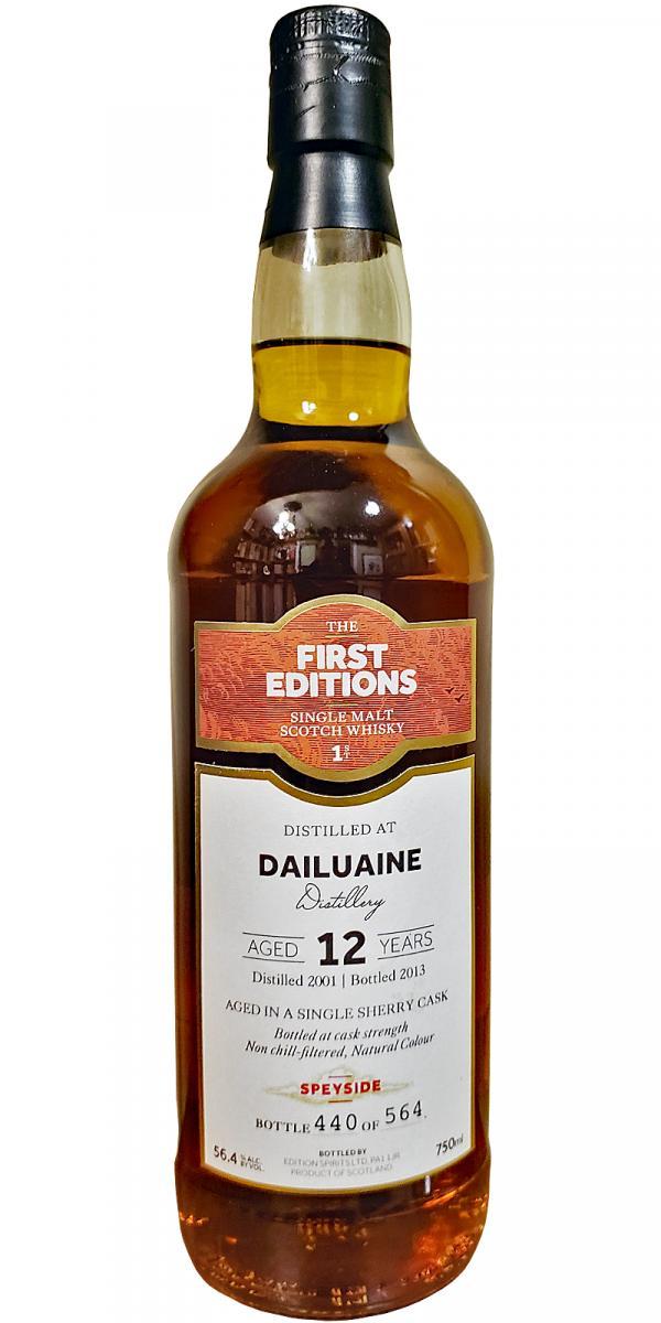 Dailuaine 2001 ED