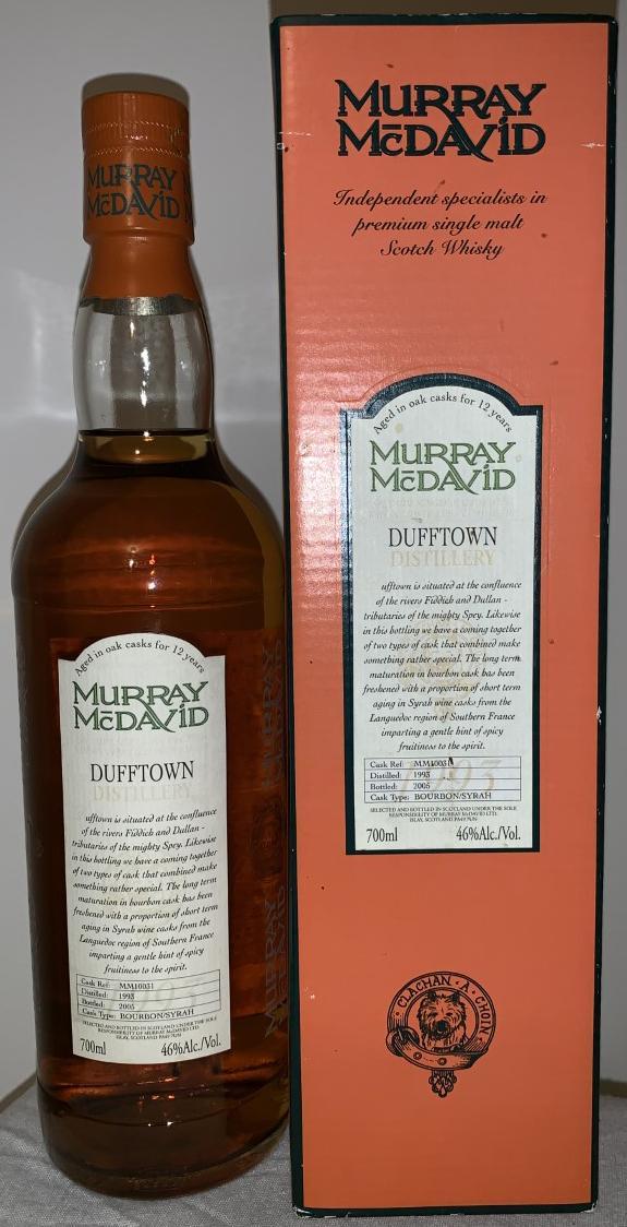 Dufftown 1993 MM