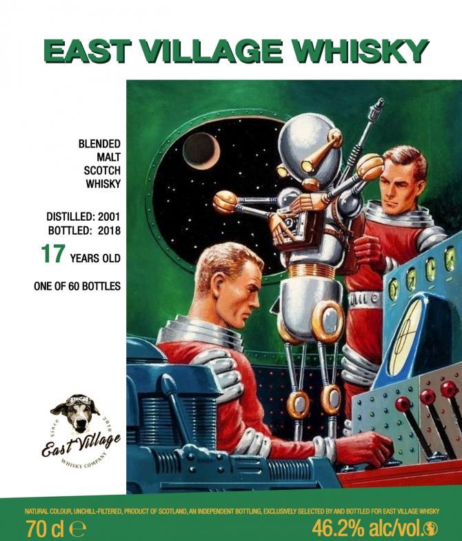 Blended Malt Scotch Whisky 2001 EVWC