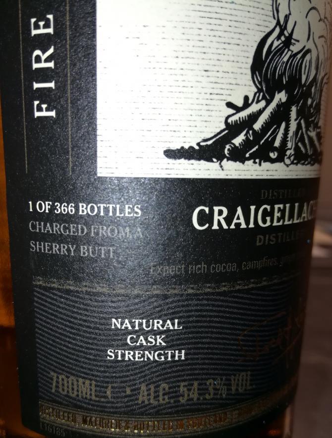 Craigellachie 2006 DL