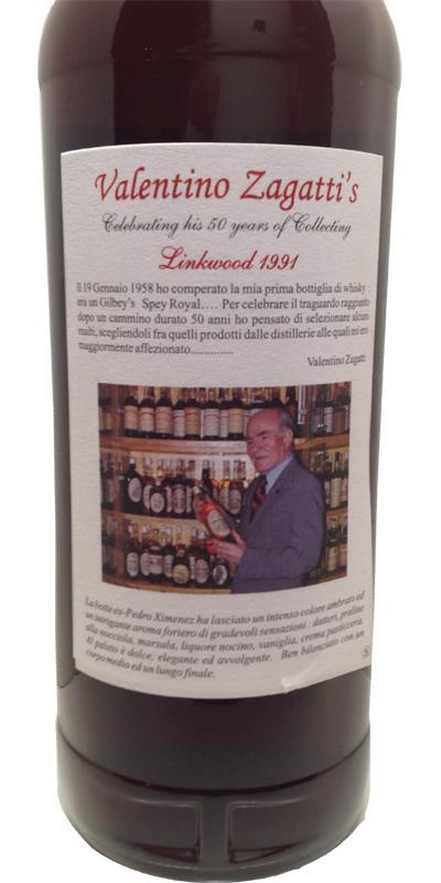 Linkwood 1991 HSC