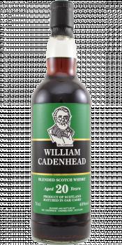 William Cadenhead 20-year-old CA