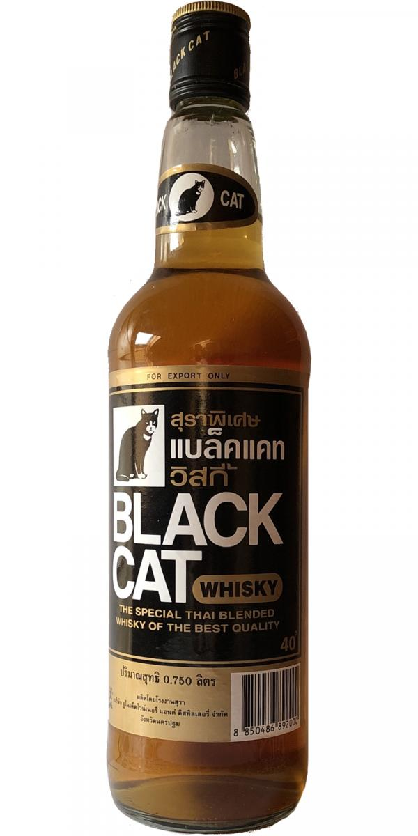 Black Cat Whisky