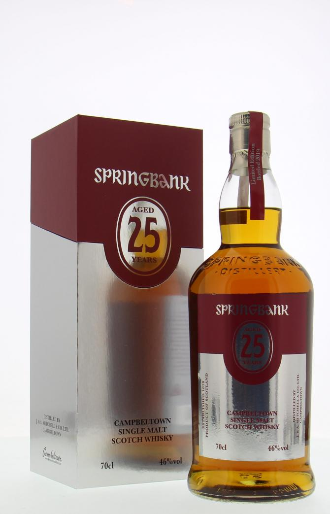 Springbank 25-year-old
