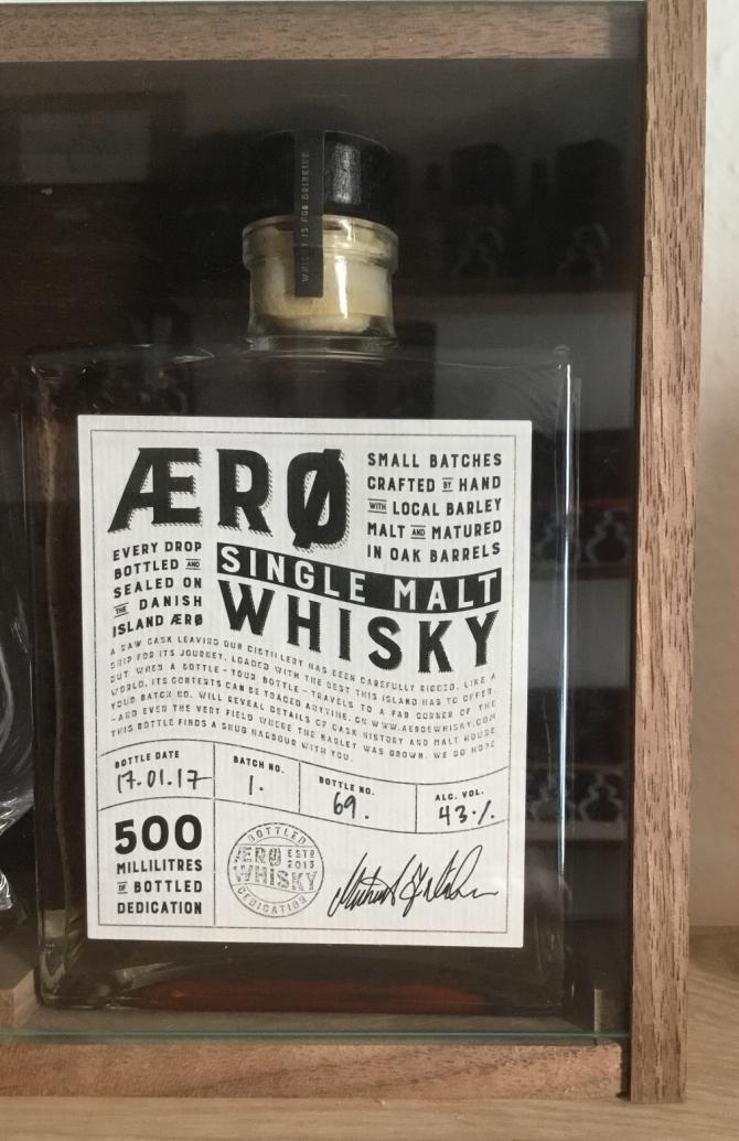 Ærø Whisky Single Malt Whisky