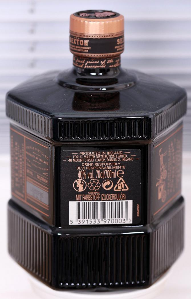 The Sexton Single Malt - Irish Whiskey
