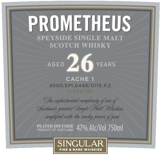 Prometheus 26-year-old TGDC