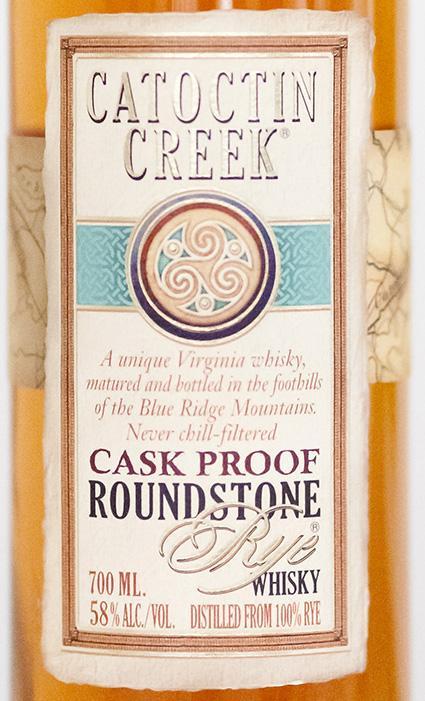 Catoctin Creek  Roundstone Rye