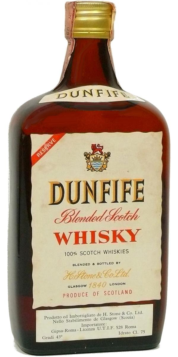 Dunfife Blended Scotch Whisky