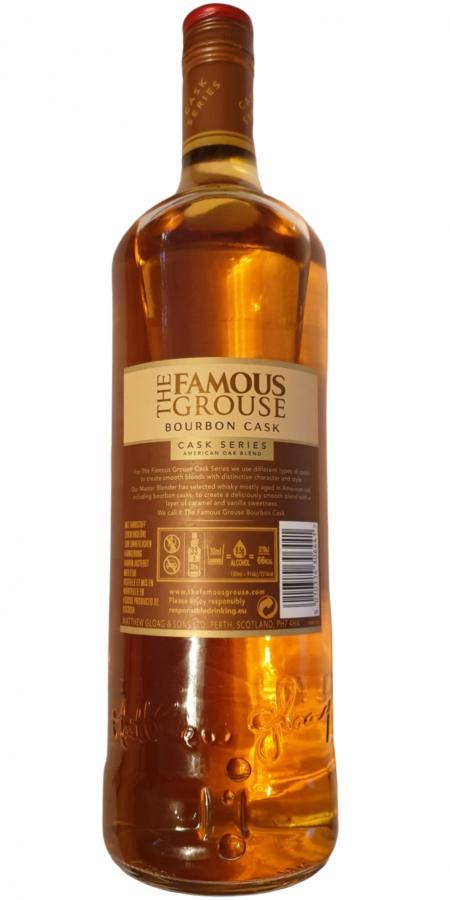 The Famous Grouse Bourbon Cask