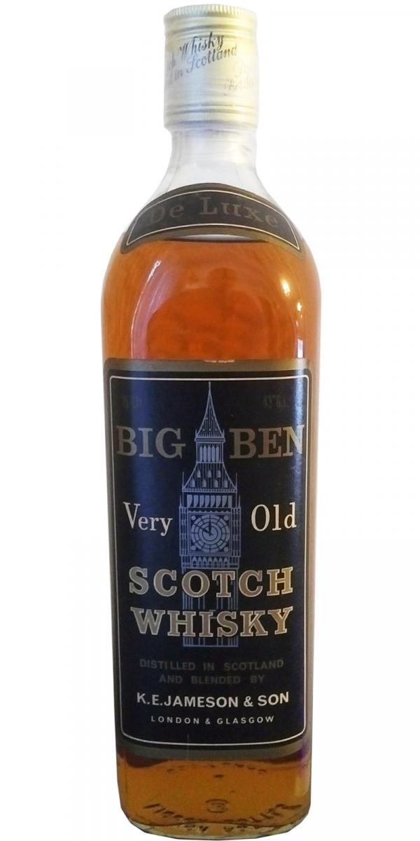 Big Ben Very Old Scotch Whisky