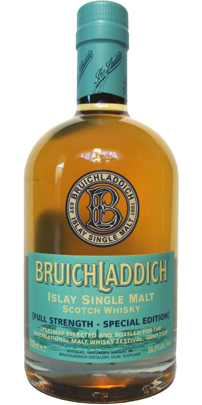 Bruichladdich Full Strength