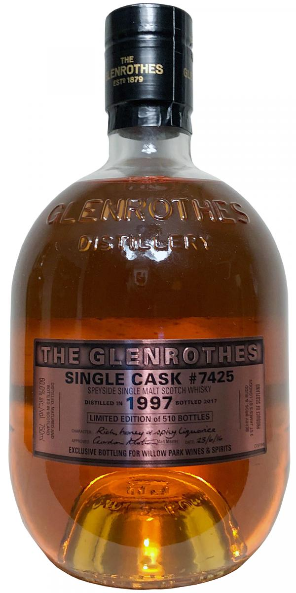 Glenrothes 1997