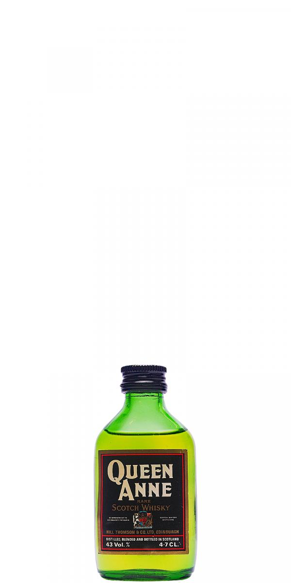 Queen Anne Rare Scotch Whisky