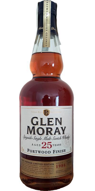 Glen Moray 1986