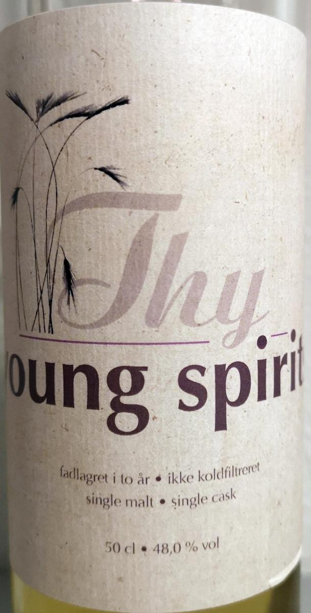 Thy Whisky Young Spirits