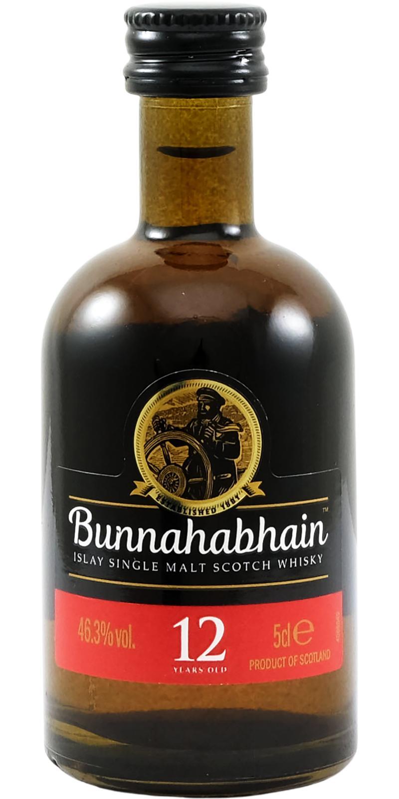 Bunnahabhain 12-year-old