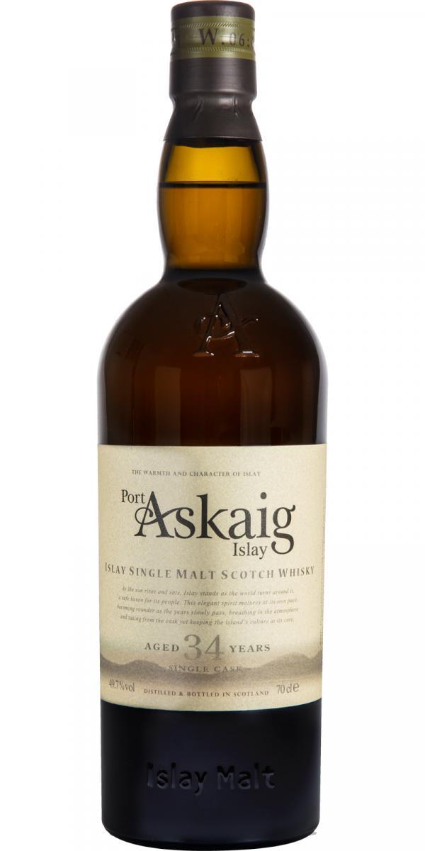 Port Askaig 34-year-old ElD