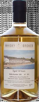 Islay Single Malt Scotch Whisky 2005 WhB