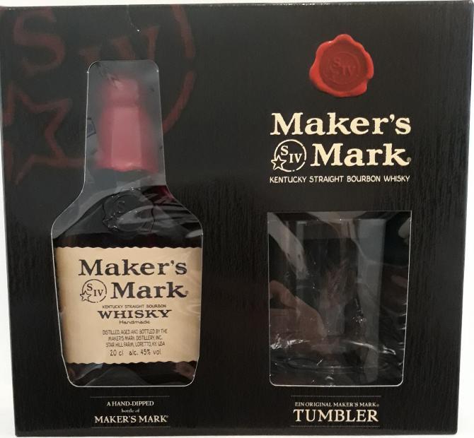 Maker's Mark Red Wax - Gift Set