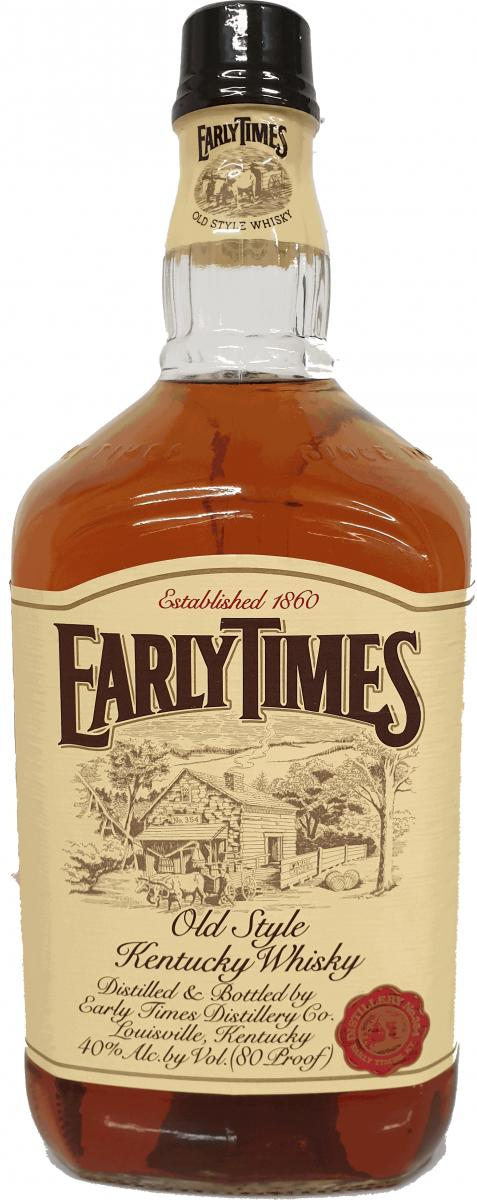 Early Times 03-year-old