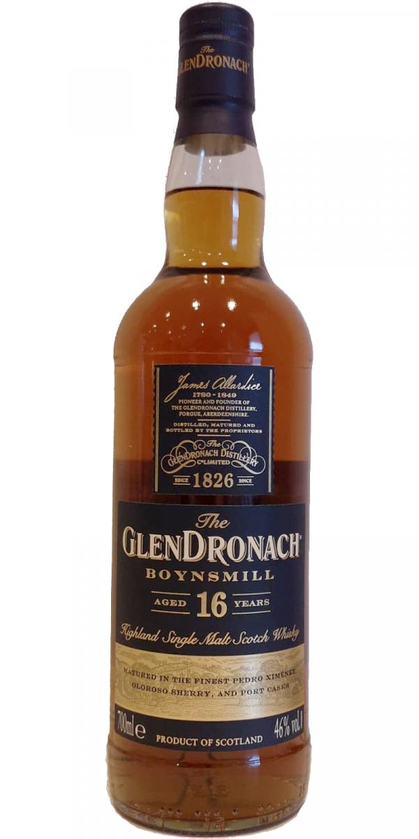 Glendronach 16-year-old