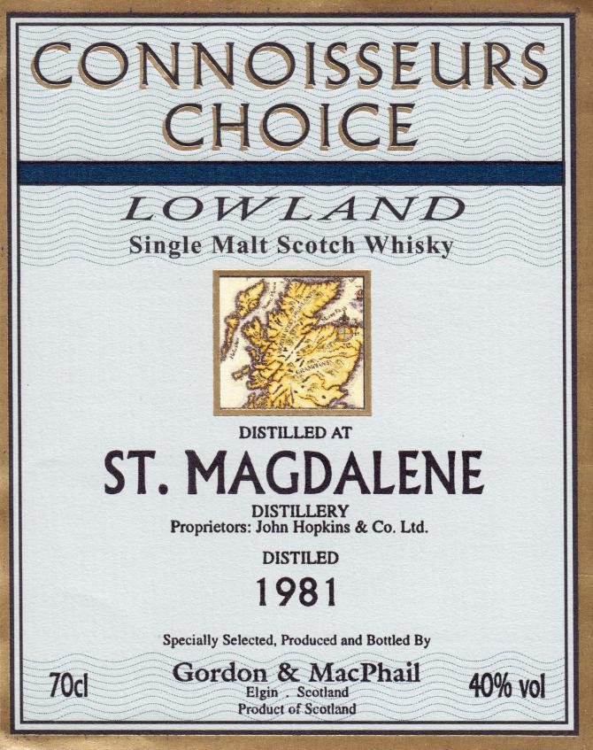 St. Magdalene 1981 GM