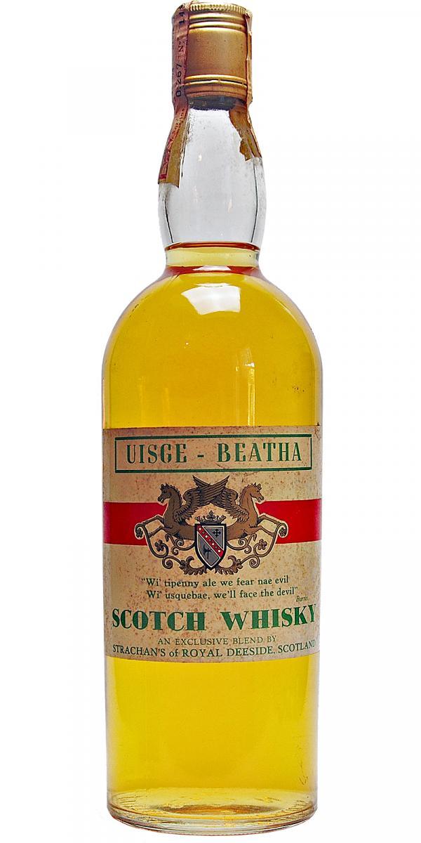 Uisge Beatha 08-year-old - Ratings and reviews - Whiskybase