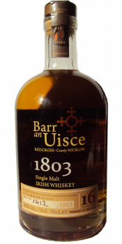 Barr an Uisce 16-year-old WiHi