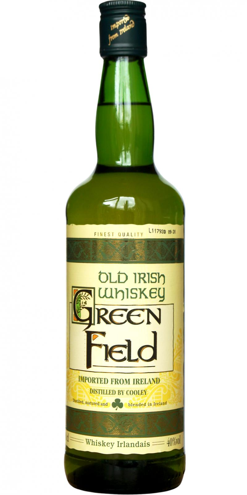 Green Field Old Irish Whiskey