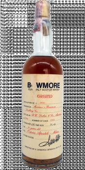 Bowmore 1964 RWD