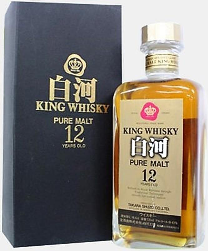 King Whisky 12-year-old