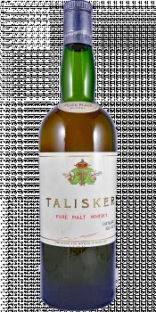 Talisker Pure Malt Whisky