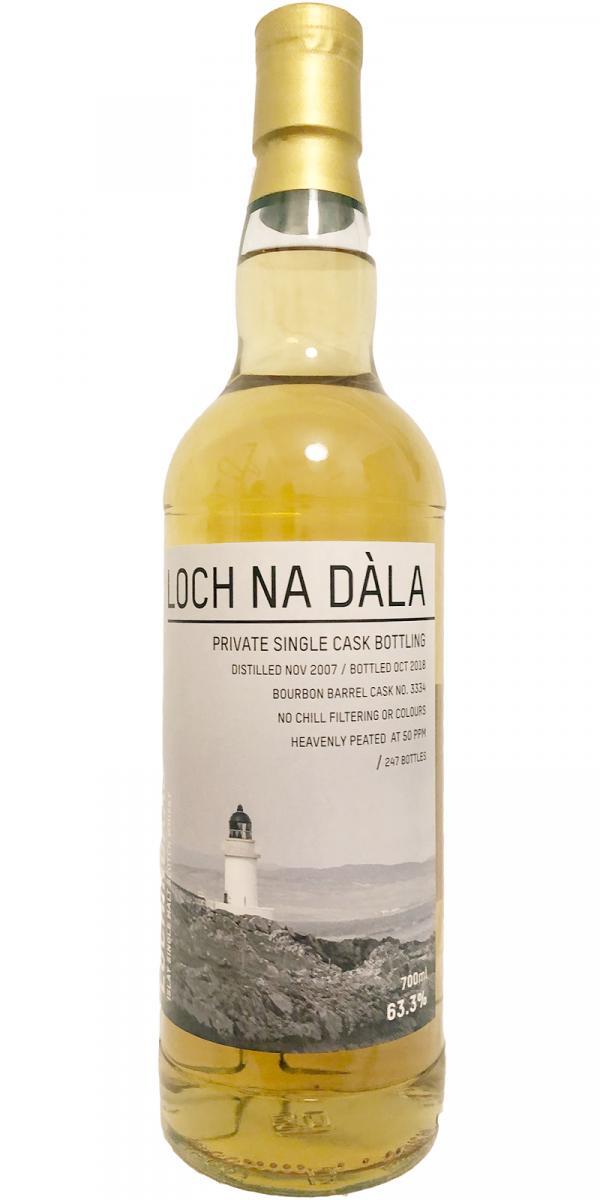 Lochindaal 2007 Loch Na Dàla
