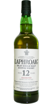 Laphroaig 12-year-old Oloroso